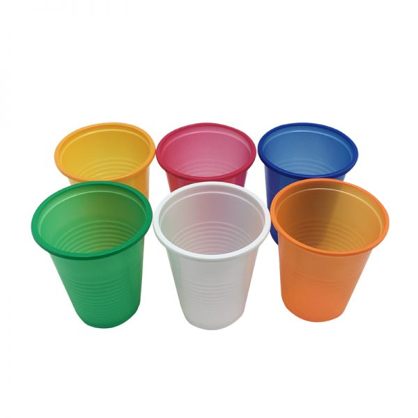 Disposable Plastic Cup 200ml (High Quality)