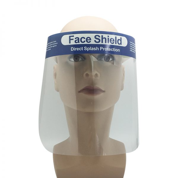 Face Shield Reusable Goggle Type