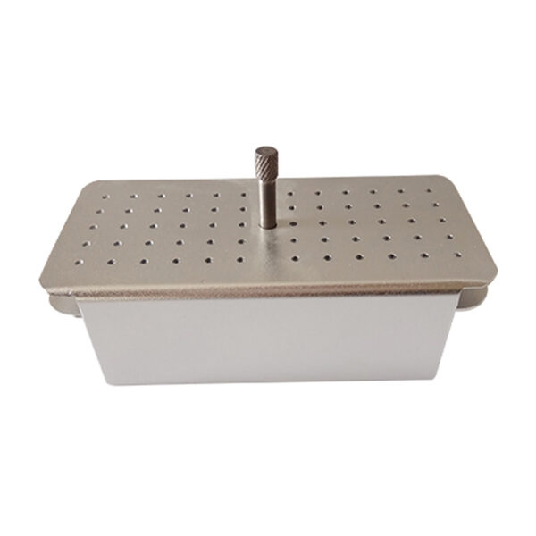 Endo Box Medium Two Plated Suitable For File 60 Holes