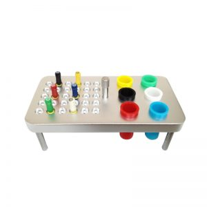 Endo Organizer Box suitable for files + Burs FG and RA/CA
