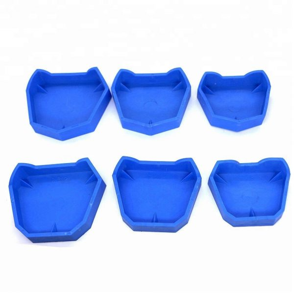 Impression Tray Base (Rubber) High Quality - 3 Size