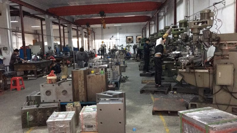 Mould Production dept