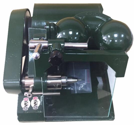Dental high speed alloy cutting machine