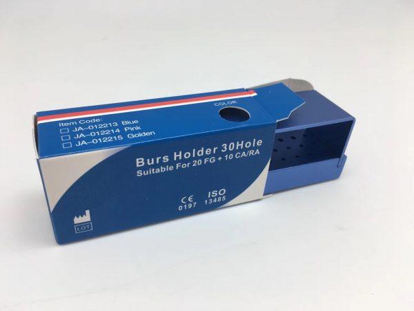Burs Holder 15 Holes Autoclavable