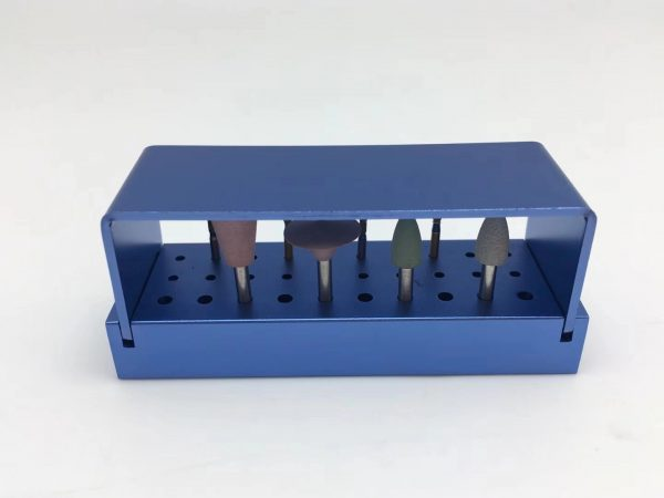 Burs Holder 15 Holes Autoclavable