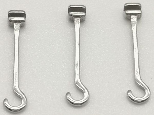 Accessories Medium Crimple Hooks