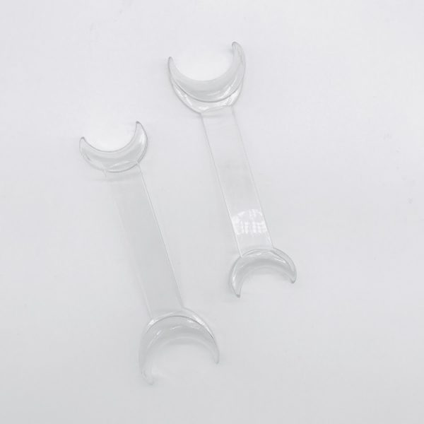 Clear Large Double Sided Retractor