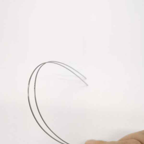 Elastic Round Archwires and Spring