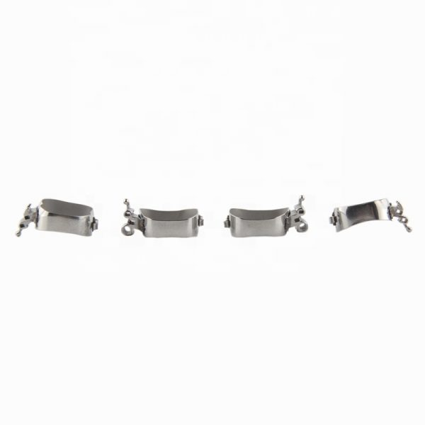 Triple Molar Band With Small Lingual Cleats