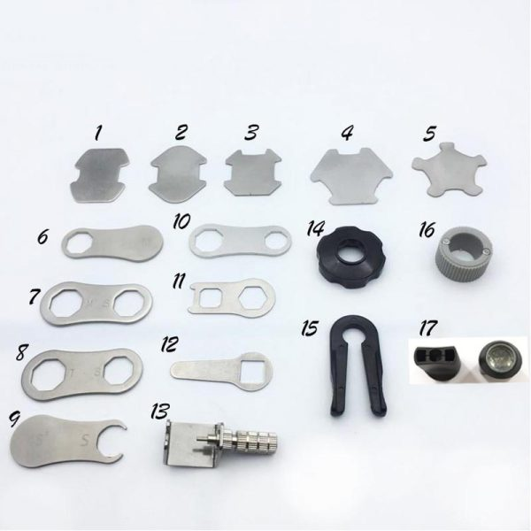 Handpiece Repair tool Back Cover Wrench