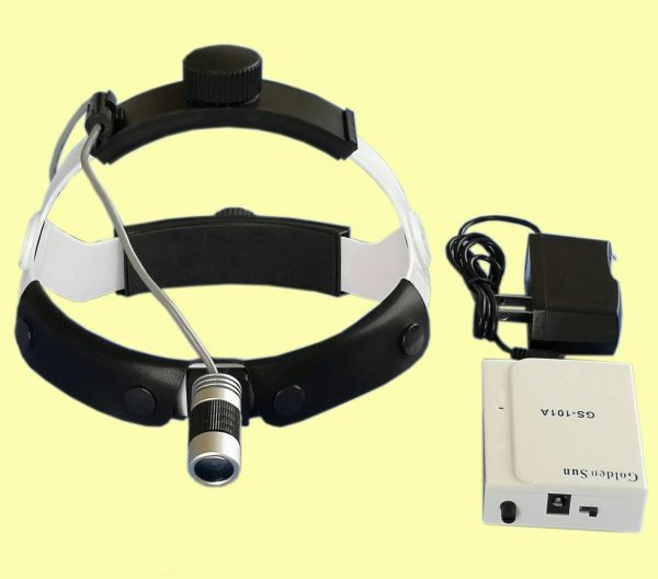 Surgical Loupes With Headlamp