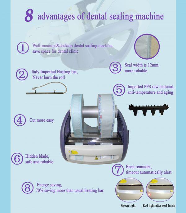 Sealing Machine Plastic New