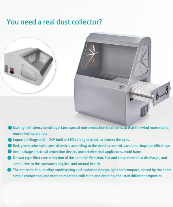 Dental Suction Dust Collector