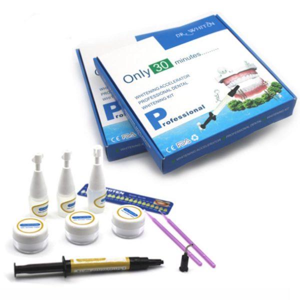 Teeth Whitening Kit Past