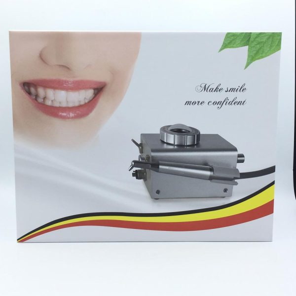 Dental air flow polisher handpiece air prophy unit desk top air prophy jet scaler teeth whitening cleaning machine