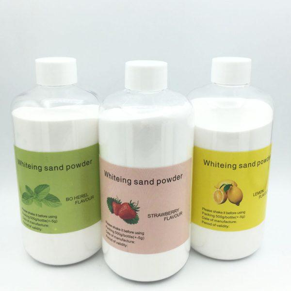 Air polisher Powder