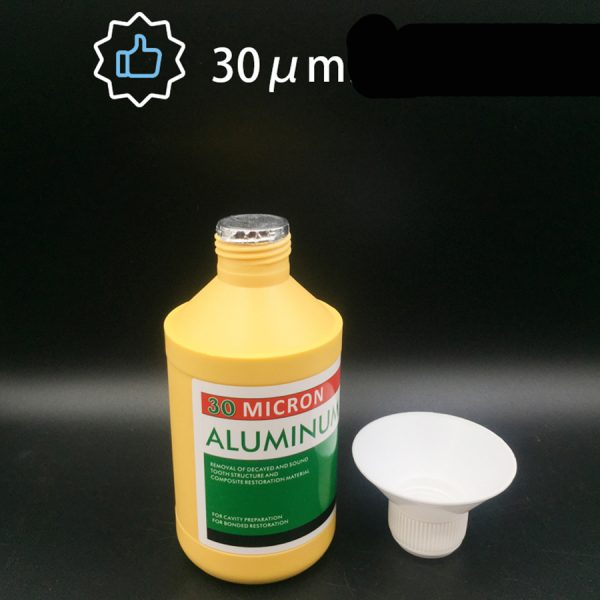 Dental Aluminum Oxide with Aluminum oxide gun dental sandblaster power 30UM 50UM 90UM MICRON ALUMINUM OXIDE powder
