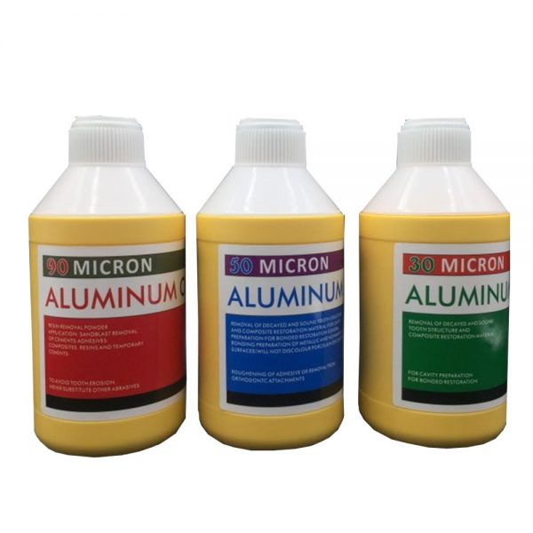 Sandblaster Aluminum Oxid Powder