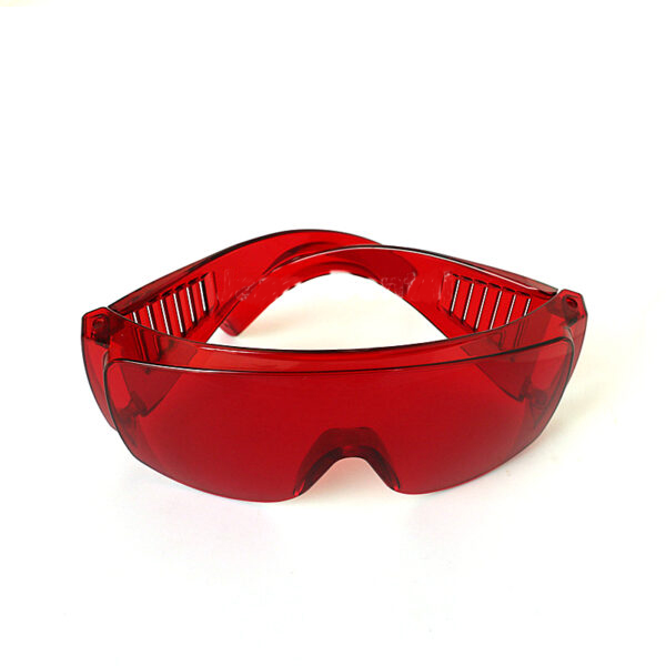 Safety Goggle Fully Red