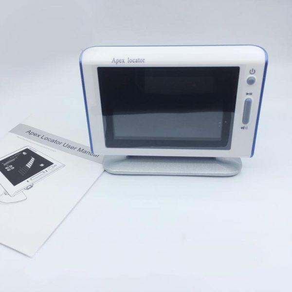 Dental 17inch white color VAG AV TV monitor clinic monitor hospital monitor medical white color