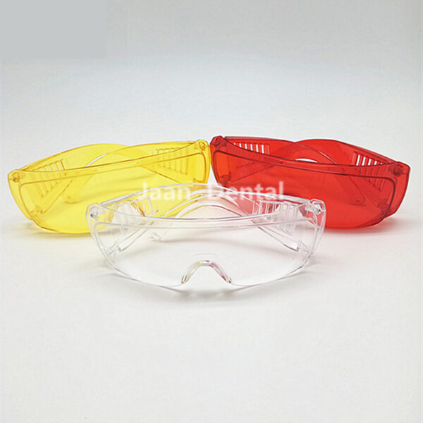 Safety Goggle Fully Yellow
