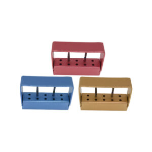 Burs Holder MINI 10 Holes Autoclavable FG